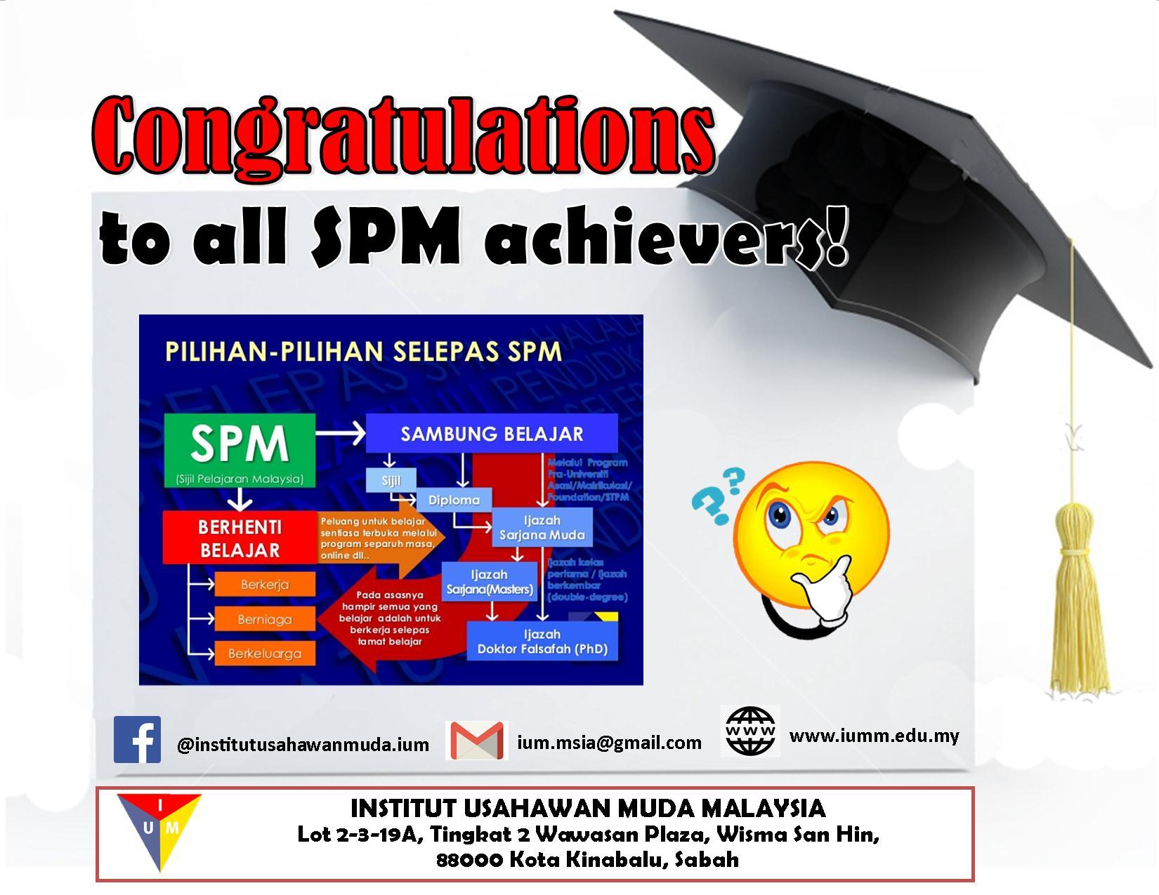 spm results
